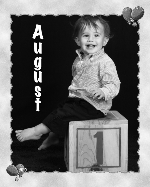 August at One: June 2010