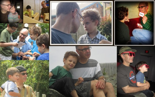 A Father's Day Letter to My Three Sons